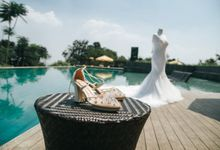 Cheryl & Pradipta by Royal Tulip Gunung Geulis Resort & Golf