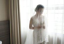 Evan & Cynthia Wedding Preparation by Elina Wang Bridal