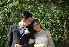 Krisna & Agnes Wedding by Elina Wang Bridal