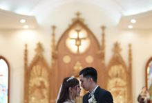 Krisna & Agnes Wedding by Elina Wang Bridal