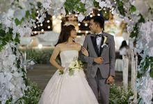 Krisna - Agnes Wedding by Elina Wang Bridal