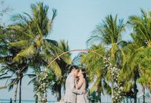 Modern-Rustic Elegant Wedding at The Royal Santrian Bali by Silverdust Decoration