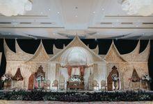 PERNIKAHAN ADAT MINANG by Grand Slipi Convention Hall