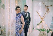 Vebri & Venni Prewedding by Elina Wang Bridal