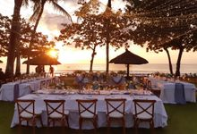 Intimate Wedding at Intercontinental Jimbaran Resort Bali by Nagisa Bali