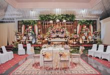 Wedding Reception Of Mrs Sabrina & Mr Luthfi by PUSPA CATERING