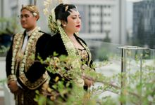 Dina & Adit by ProjectDEA Wedding Planner