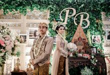 Wedding at Krisna Ballroom by Java Heritage Hotel Purwokerto