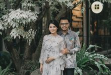 The Engagement of Yogie & Yuni by Kayu Kayu Restaurant