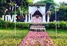 PAKET SILVER by The Cakra Hotel Wedding Venue