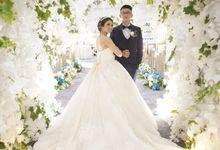 Wedding of Tommy & Irena by Elina Wang Bridal