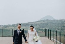Kelvin & Teresa by Royal Tulip Gunung Geulis Resort & Golf