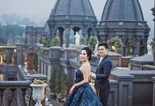 The Wedding of Erik & Chalsiavera by GH Universal Hotel