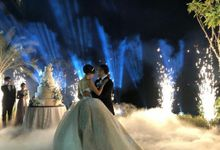 Wedding Stefan and Deborah by Avenzel Hotel and Convention