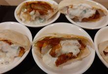 Anne Wedding Food Tasting Menu by Asia House Catering