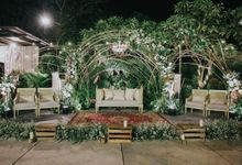 Wedding Benita & Patria by The Grove Suites