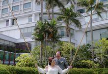 The Wedding Of Age & Lie Lie by Finest Organizer