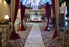 Floral Wedding Decoration by Aston Priority Simatupang
