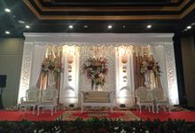 Traditional Wedding Decoration by Aston Priority Simatupang