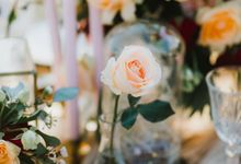 The Wedding of Stella & Janan by Red Gardenia