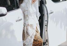 The Wedding of Indah & Wildan by LM Wedding Planner & Event Organizer