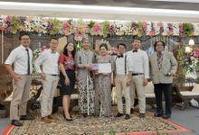 WEDDING RISSA & INDRA HOTEL SANTIKA BSD CITY by Tanamusiq