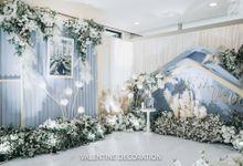 Adi & Veve Wedding Decoration by Valentine Wedding Decoration
