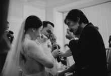 Hermitage - a Tribute Portfolio Hotel - Erwin & Cynthia by Matteo Wedding Organizer