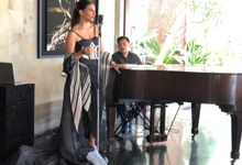 Charity Singing at The Legian Resort by Eva Scolaro Entertainment The Agency