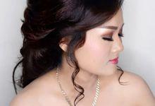 Makeup by A prewedding by Unique Salon and Bridal