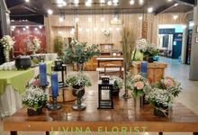 Private wedding party by Livina Florist