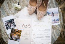 The Wedding Of Kevin & Aurel by Finest Organizer