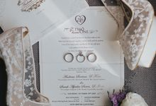 The Wedding of Andreas and Sarah by Hello Elleanor