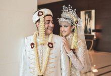 Tsamara & Ismail by Fairmont Jakarta