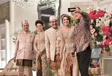 Tsamara & Ismail by One Heart Wedding