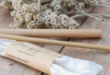 Bamboo straw by Nasa project
