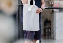 Tote bag by Nasa project