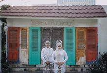 Dina & Akbar by Simple Wedding Organizer