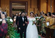 Wedding Iyus & Artha - Grand Aster Ballroom by Avenzel Hotel and Convention