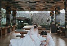 The Wedding of Kendy and Melisa by Hello Elleanor