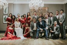 Warm & Intimate Wedding Syiki & Andhika at Suasana Restaurant by Warna Project