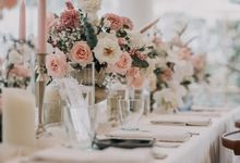 The Wedding of Kevin & Coa by Red Gardenia