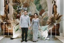 Lukas & Witya by Nona Manis Creative Planner
