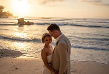 Keelan and Elin - Wedding at Hai Tide Beach Resort Nusa Lembongan by Hai Tide Weddings by Hai Tide Weddings