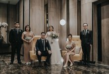 The Wedding of Hans and Claudia by Hello Elleanor