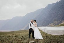 Prewedding of Tan and Kevin by iLook ( Makeup & Couture )