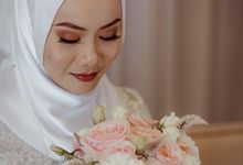 Bride Hand Bouquet by Pagi Florist
