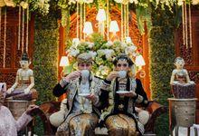 Jessica & Andy by Novotel Bogor Golf Resort and Convention Centre