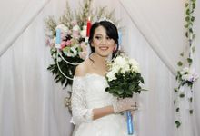 Wedding of Lia & Medwin by Veramustika MUA