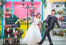 Prewedding Dony & Volyi by Unique Salon and Bridal